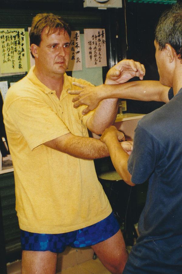 黐手 - CHI SAU | Forms of Training