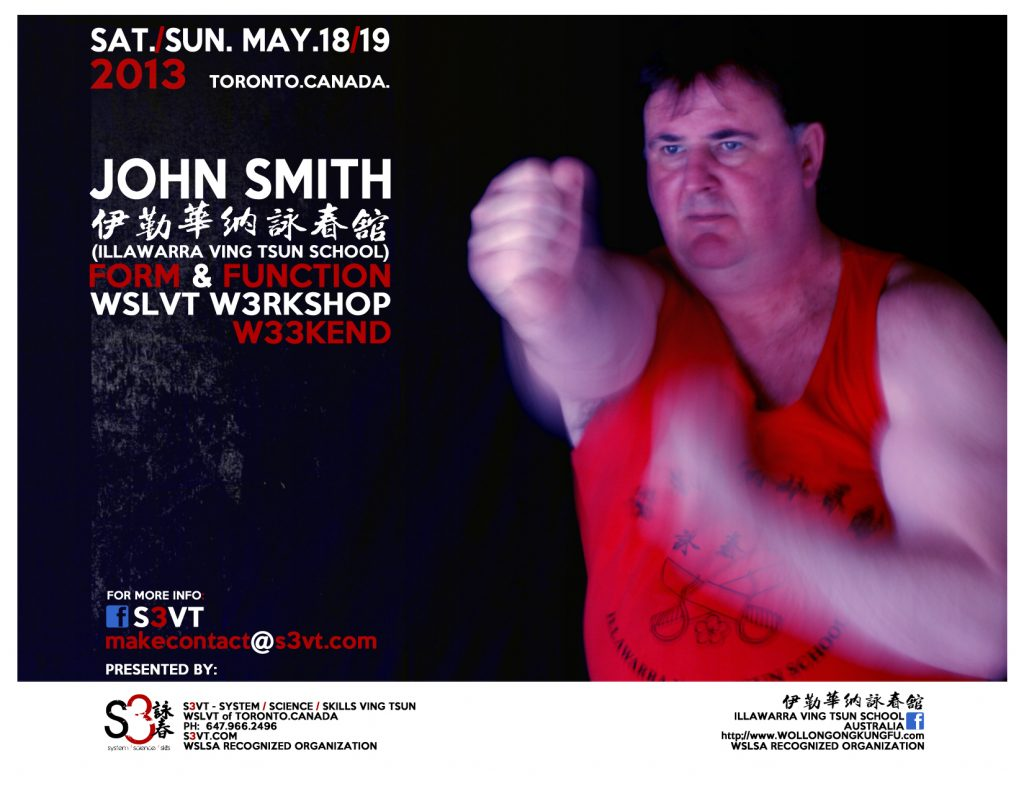 John Smith Form and Function Weekend Workshop partial info final